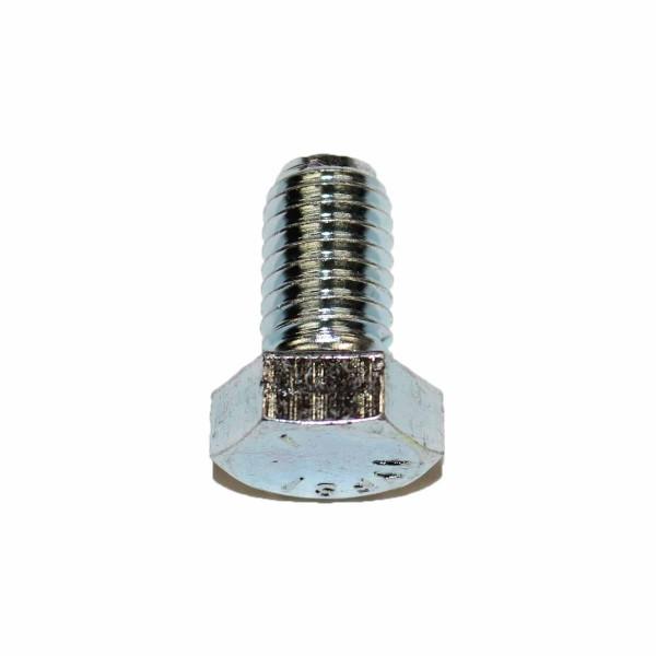 1/2 Zoll - 13 x 7/8 Zoll Länge 22,22 mm Sechskantschraube UNC verzinkt