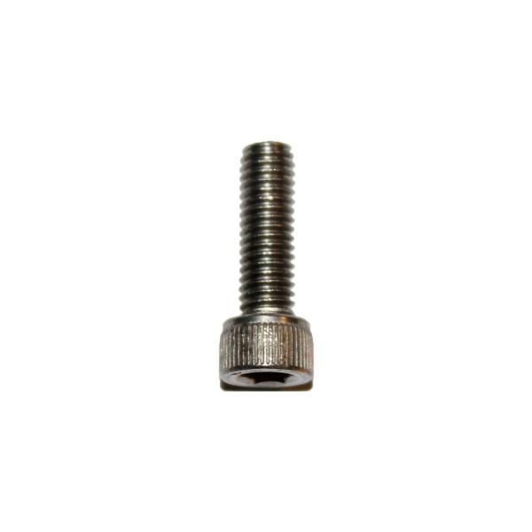 10 - 32 UNF x 5/8 Zoll Länge 15,88 mm Edelstahl A2 Innensechskantschraube