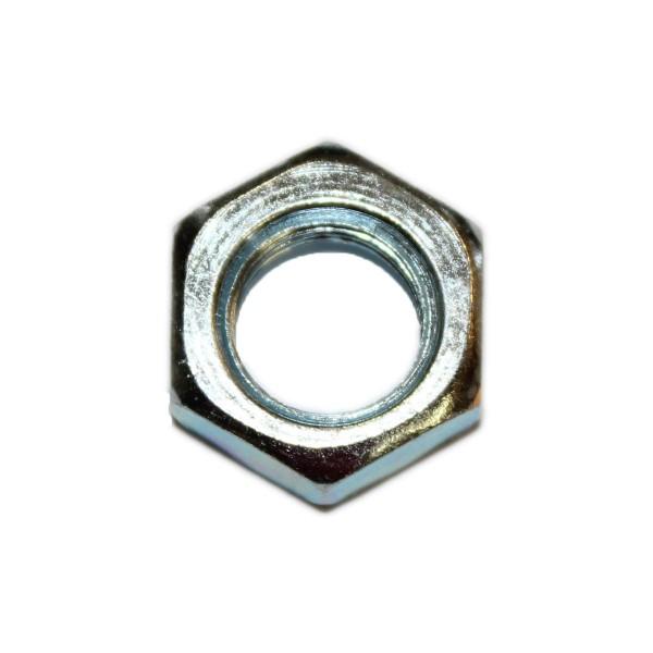 1/2 Zoll - 20 UNF Sechskantmutter Flach Hex Jam Nut Grade A verzinkt
