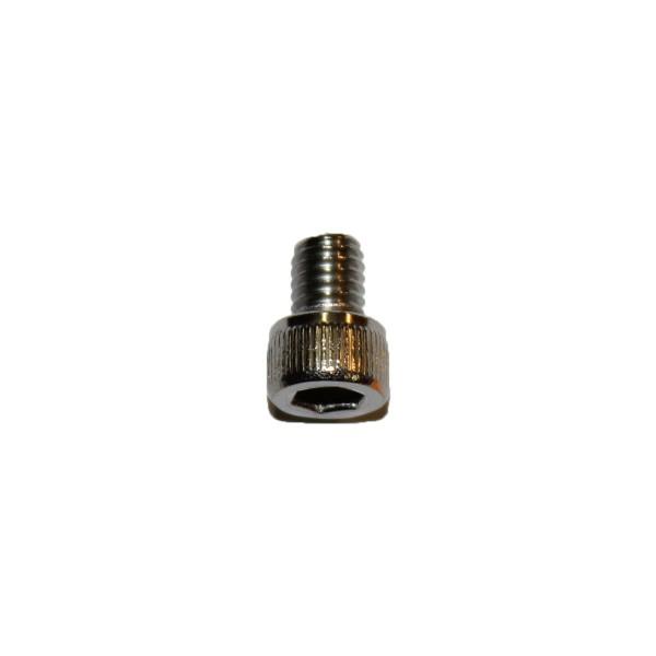 10 - 32 UNF x 1/4 Zoll Länge 6,35 mm Edelstahl A2 Innensechskantschraube