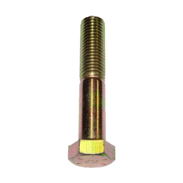 3/4 Zoll - 10 x 4 Zoll Länge 101,60 mm Sechskantschraube UNC 10.9 gelb verzinkt