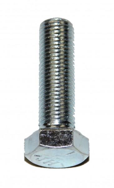 3/8 Zoll - 24 x 1 Zoll Länge 25,40 mm Sechskantschraube UNF verzinkt