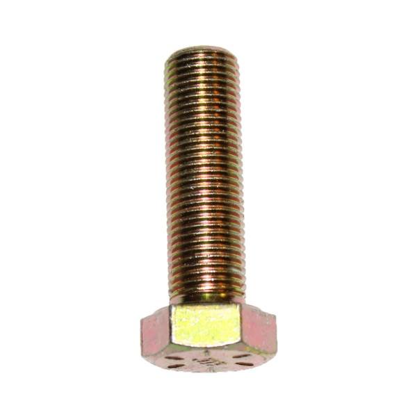 1/2 Zoll - 20 x 1 3/4 Zoll Länge 44,45 mm Sechskantschraube UNF 10.9 gelb verzinkt