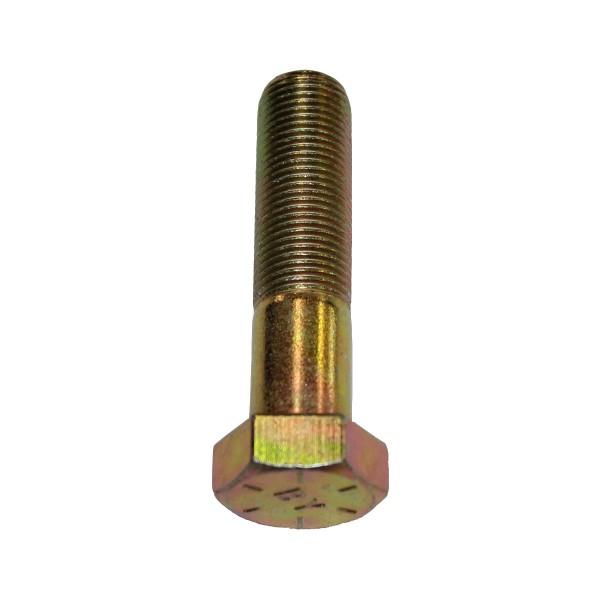 5/8 Zoll - 18 x 2 1/2 Zoll Länge 63,50 mm Sechskantschraube UNF 10.9 gelb verzinkt